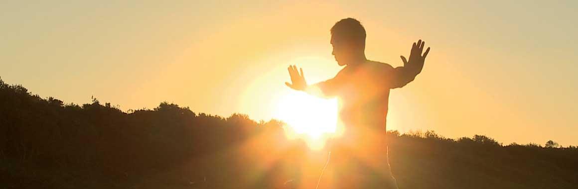 Dru Yoga warrior 1