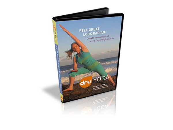 Feel great look radiant DVD