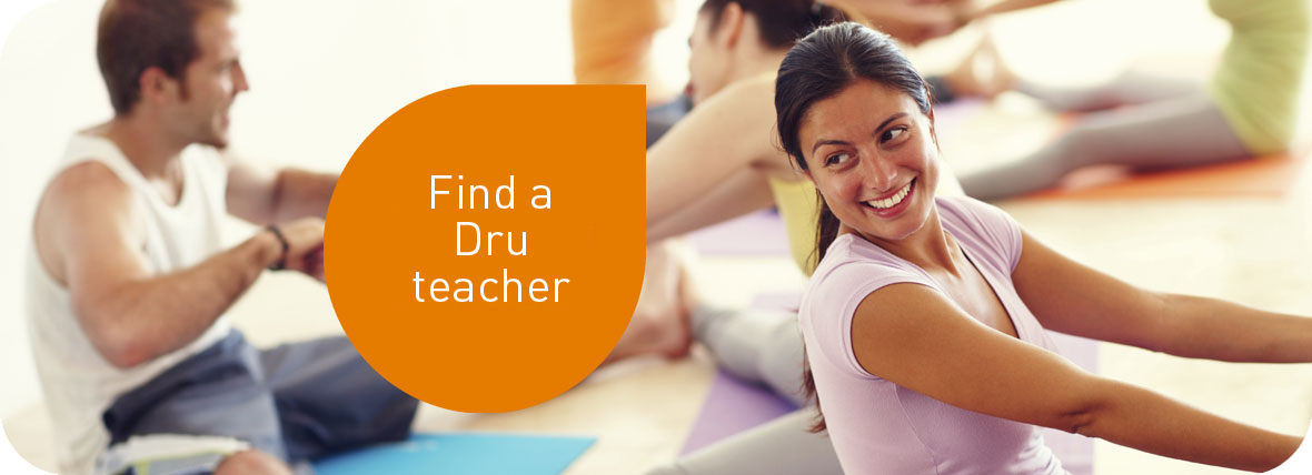 Find a Dru Yoga teacher