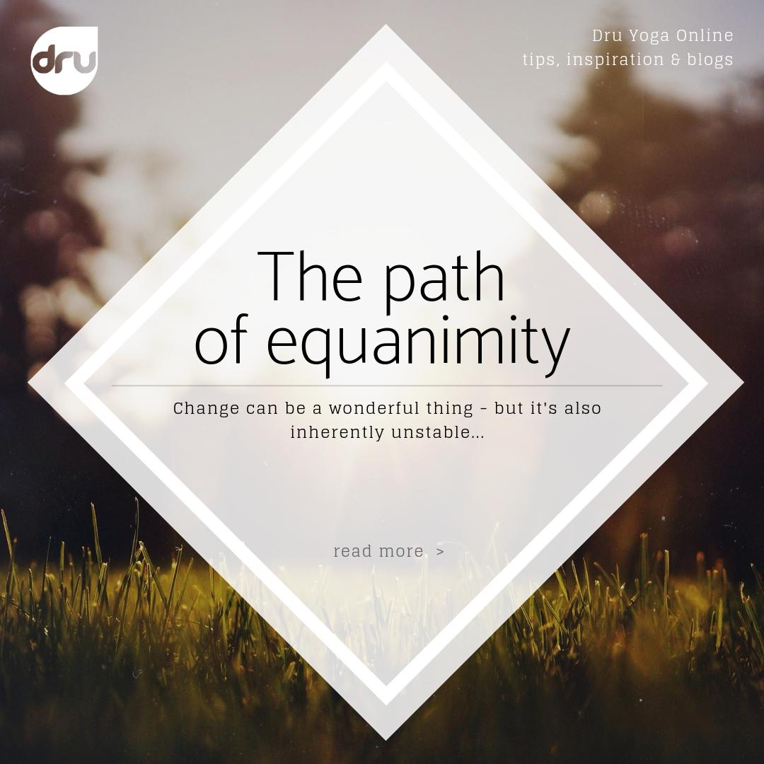 path of equanimity blog