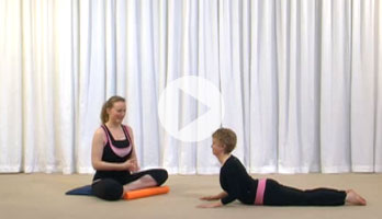 Easing Back Pain Series: Class 2