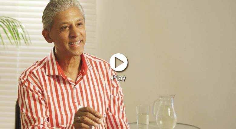 How do I discover my purpose with Mansukh Patel