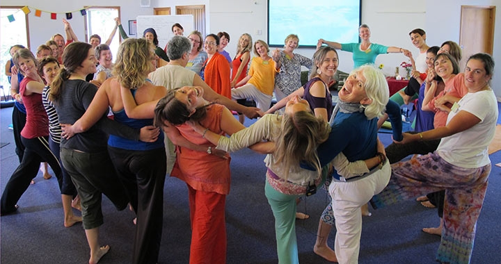 Unleash your inner child on the Dru Kids and Teens Yoga Teacher Training course