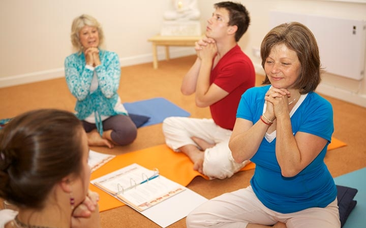 Dru yoga pranayama tutorial