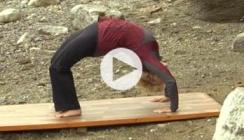 Balancing the chakras, Sahasrara, with Annie Jones