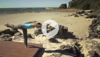 Virabhadrasana 3- The warrior
